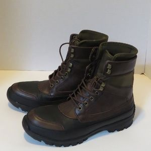Men's Unlisted Whole Nation Hiking Combat Boots 9